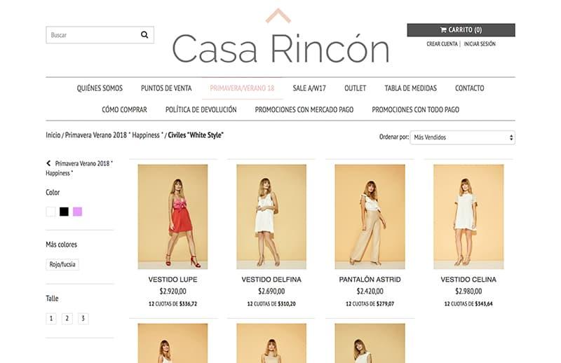 bfc117d1e Vendé ropa y accesorios en tu propia tienda online | Tiendanube