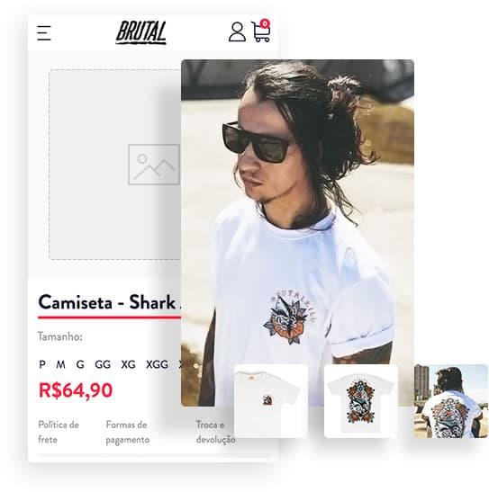 fdd307712 Nuvem Shop - Crie sua loja virtual e venda pela internet